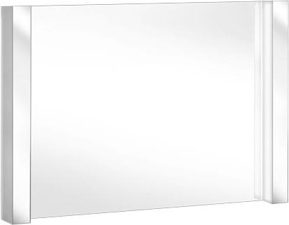 Зеркало 95.0x63.5см с 2 вертикальными светильниками Keuco ELEGANCE 11698012500