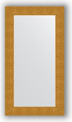 Зеркало в багетной раме 60x110см чеканка золотая 90мм Evoform BY 3086