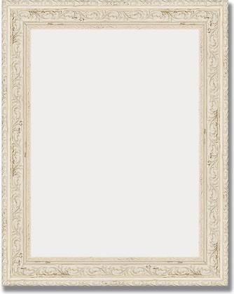 Зеркало 40x50см в багетной раме слоновая кость Evoform BY 1347