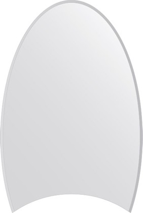 Зеркало для ванной 50/60x90см с фацетом 10мм FBS CZ 0442