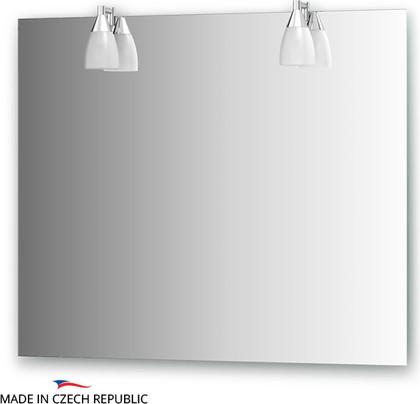Зеркало со светильниками 90х75см Ellux ROM-A2 0212