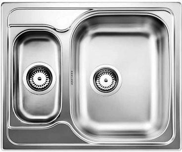 Кухонная мойка оборачиваемая без крыла, нержавеющая сталь матовой полировки Blanco TIPO 6 511949