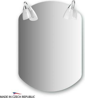 Зеркало со светильниками 60х80см Ellux CLA-A2 0006