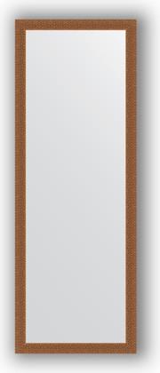 Зеркало в багетной раме 51x141см мозаика медь 46мм Evoform BY 3099