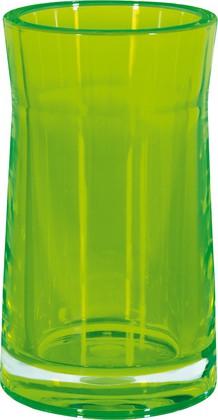 Стакан, киви Spirella SYDNEY Clear-Acrylic 1017775