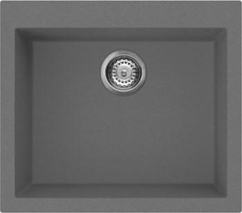 Кухонная мойка без крыла, гранит, платина Omoikiri Bosen 57-PL 4993221