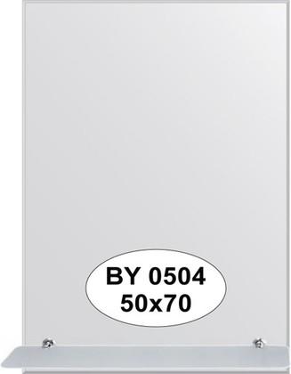 Зеркало 50x70см с полкой Evoform BY 0504