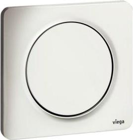 Кнопка смыва для писсуара пластиковая, хром матовый Viega Visign for Style 13 654801