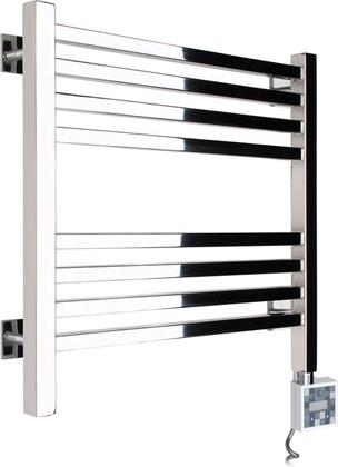 Полотенцесушитель 500х500 электрический, ТЭН правый Сунержа Модус 00-0521-5050