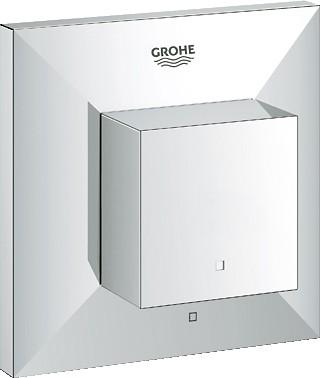 Накладная панель скрытой вентильной головки для душа, хром Grohe ALLURE Brilliant 19796000