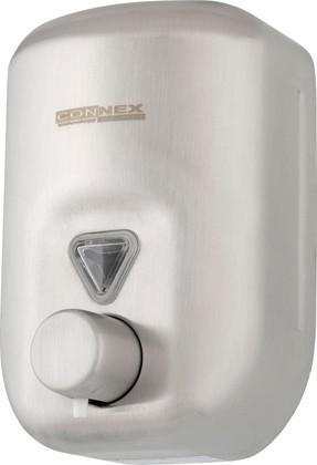 Дозатор для жидкого мыла, нержавеющая сталь Connex ASD-82 BRUSHED