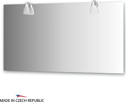 Зеркало со светильниками 140х75см Ellux ROM-A2 0217