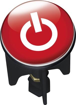 Пробка для раковины Wenko POWER 20786100