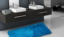 Коврик для ванной 50x80см бирюзовый Grund MELOS 2559.11.4135