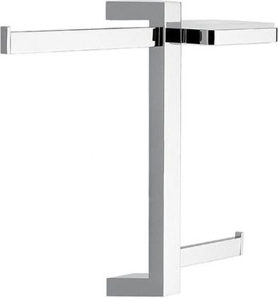 Штанга подвесная с аксессуарами для ванной комнаты и туалета, хром Colombo UNITS B9122.D.CR-VA
