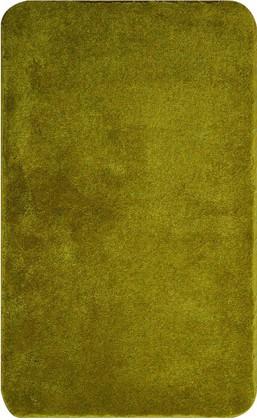 Коврик для ванной 60x100см оливковый Grund COMFORT 2399.16.4226