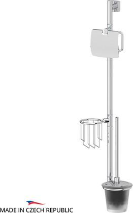 Стойка с аксессуарами для туалета настенная FBS ESPERADO ESP 075+UNI 048,046,049