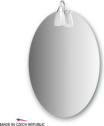 Зеркало со светильником 50х70см Ellux CLA-A1 0029