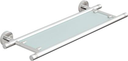 Полка стеклянная L500 хром Сунержа Каньон 00-3003-0500