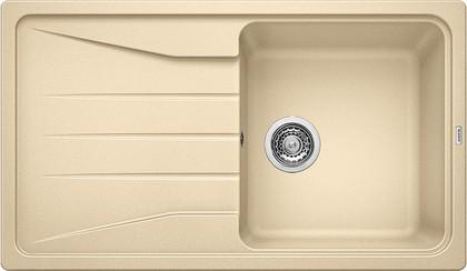 Кухонная мойка оборачиваемая с крылом, гранит, шампань Blanco SONA 5 S 519676