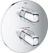 Термостат для душа встраиваемый без подключения шланга и без встраиваемого механизма, хром Grohe GROHTHERM 1000 New 19984000