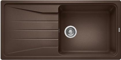 Кухонная мойка оборачиваемая с крылом, гранит, кофе Blanco SONA XL 6 S 519697