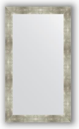 Зеркало в багетной раме 80x140см алюминий 90мм Evoform BY 3314
