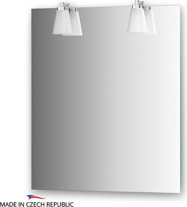 Зеркало со светильниками 65х75см Ellux LAG-A2 0208