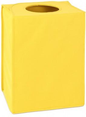 Сумка для белья прямоугольная 55л лимонно-жёлтая Brabantia 101823