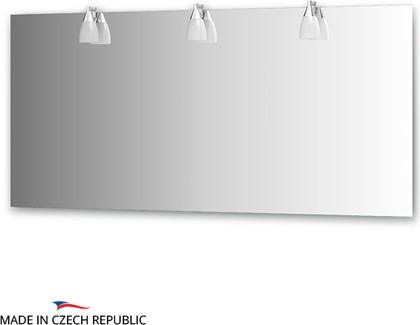 Зеркало со светильниками 160х75см Ellux ROM-A3 0219