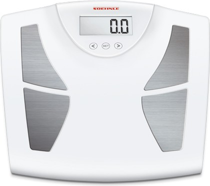 Весы напольные электронные 150кг/100гр Soehnle Body Balance Active Shape 63333