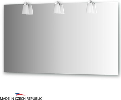 Зеркало со светильниками 130х75см Ellux LAG-A3 0216