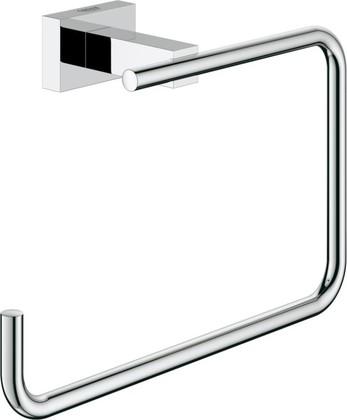 Держатель-кольцо для полотенца, хром Grohe ESSENTIALS Cube 40510000