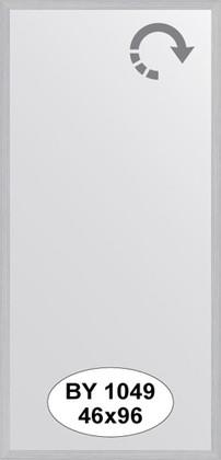 Зеркало 46x96см в багетной раме сталь Evoform BY 1049