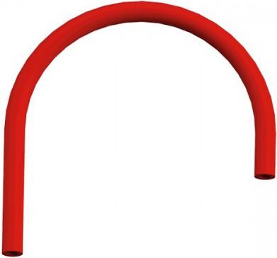 Сменный гибкий шланг для кухонного смесителя, красный Omoikiri ОT-01-R 4996001