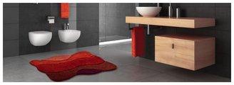 Коврик для ванной 60x100см терракот Grund CURTS 2570.16.265