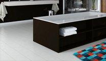 Коврик для ванной 60x100см синий Grund NANO 3626.16.231