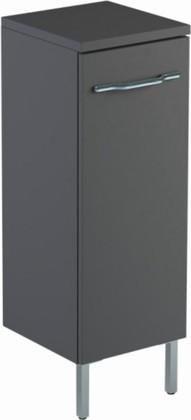 Шкаф средний 30см напольный, 1 дверь, правый 30х32х88см Verona Area+ AA410R