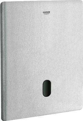 ИК привод смыва для писсуара, нержавеющая сталь Grohe TECTRON SKATE 38698SD1