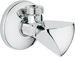 Запорный угловой вентиль, хром Grohe 22940000