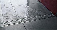 Дизайн-решетка стальная матовая под плитку, 750мм Viega Advantix Visign ER4 589561
