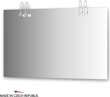 Зеркало 120х75см со светильниками Ellux CRY-C4 0215