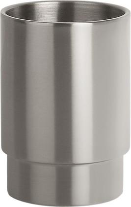 Стаканчик для зубных щёток стальной матовый Spirella NYO 1015419