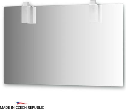 Зеркало со светильниками 120х75см Ellux RUB-B2 0215