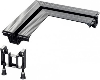 Соединительный элемент с углом 90° для душевых лотков, Viega Advantix Vario 708924