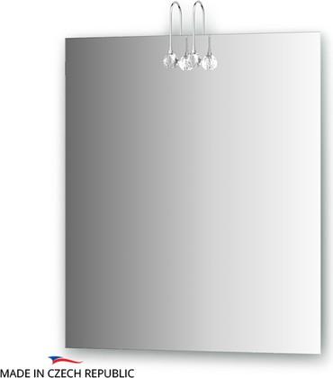 Зеркало 65х75см со светильниками Ellux CRY-C2 0208