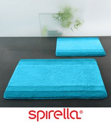 Коврики для ванной Spirella - высококачественные материалы, приятные цвета, разнообразие размеров