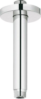 Душевой кронштейн потолочный 142мм, хром Grohe RAINSHOWER 28724000