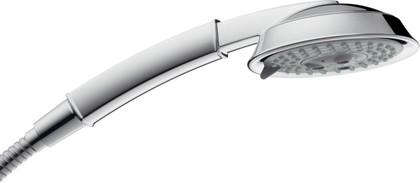 Ручной душ, 3 вида струи, хром Hansgrohe Raindance Classic 100 Air 28548000