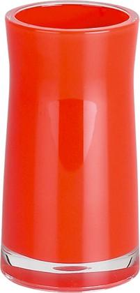 Стакан красный Spirella SYDNEY Acrylic 1011339